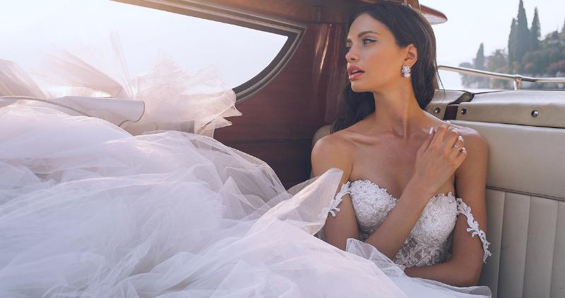 Die schönsten Prinzessin-Brautkleider Brautmoden mit Herz