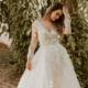Weiß, Blush oder Champagner: Welche Brautkleidfarbe steht mir?